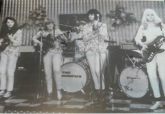 The Missfits Preston Ex Servicemens 1965